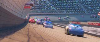 ernie gearson personnage character disney pixar cars 3