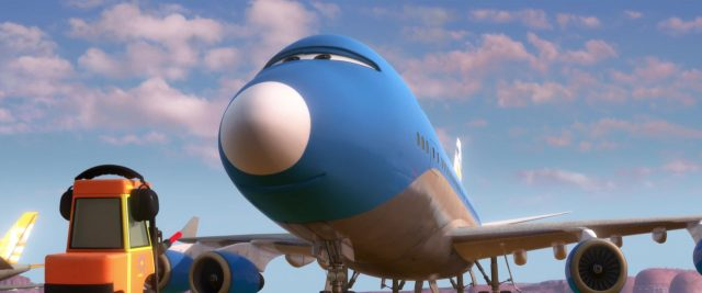 everett personnage character cars disney pixar