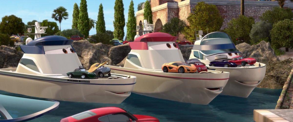 fabrizio personnage character cars disney pixar