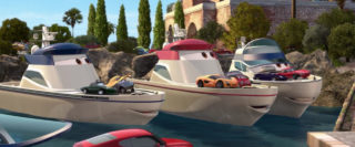 fabrizio   personnage character pixar disney cars 2