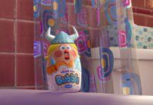 helga von bubble personnage character pixar disney toy story toons rex roi fête partysaurus