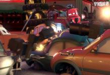 hooman personnage character pixar disney cars