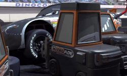 hugo fast personnage character cars disney pixar
