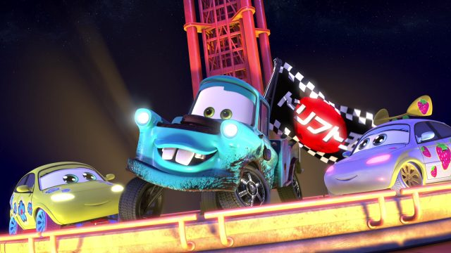 ichigo personnage character cars toon disney pixar