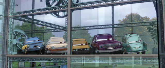 j curby gremlin personnage character cars disney pixar