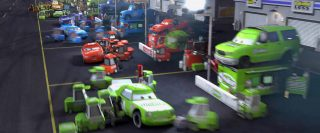 james cleanair  personnage character pixar disney cars