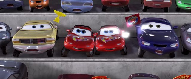jay w personnage character cars disney pixar