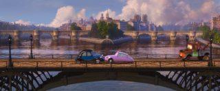 john personnage character pixar disney cars 2