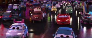 kabuto personnage character pixar disney cars 2