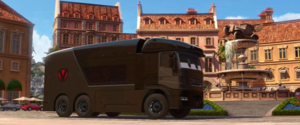 karl haulzemoff  personnage character pixar disney cars 2
