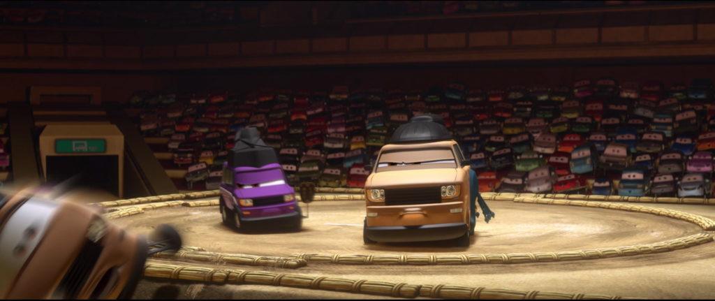 kimura kaizo    personnage character pixar disney cars 2