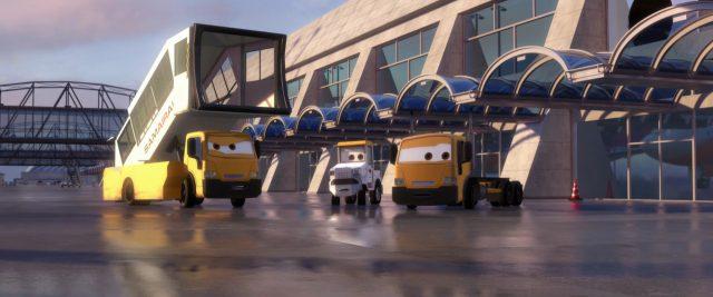 krate rainson wash personnage character cars disney pixar