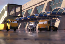 krate rainson wash personnage character pixar disney cars 2