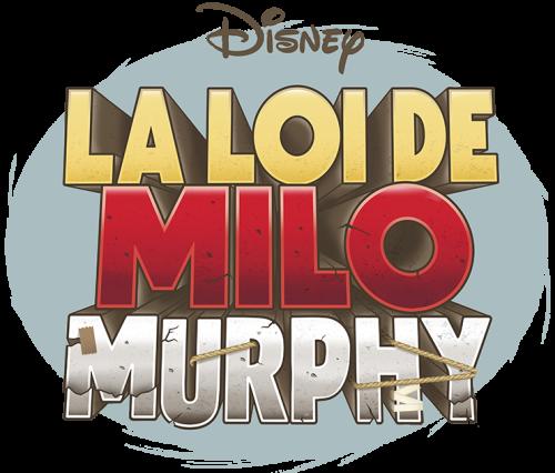 Disney XD serie la loi de milo murphy