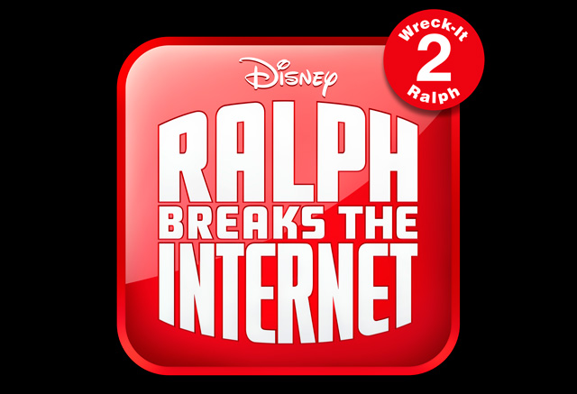 logo monde ralph 2 disney