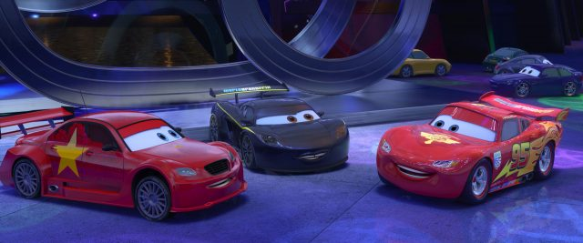long ge  personnage character cars disney pixar