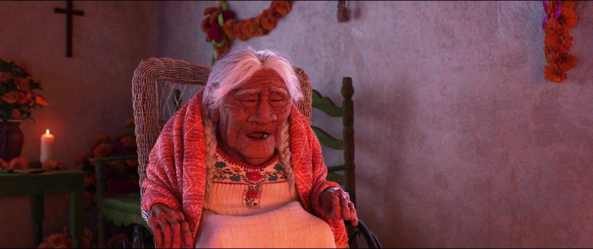 mama personnage character coco disney pixar