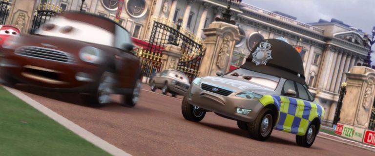 "Mark Wheelsen, personnage dans ""Cars 2""."