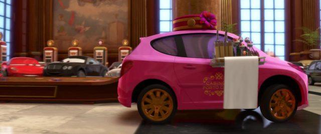 mary esgocar personnage character cars disney pixar