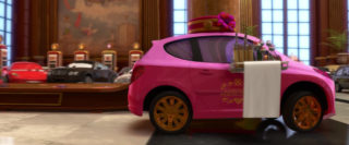 mary esgocar    personnage character pixar disney cars 2