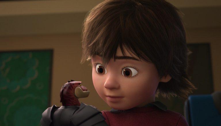"""Mason, personnage dans """"Toy Story : Hors du temps""""."""