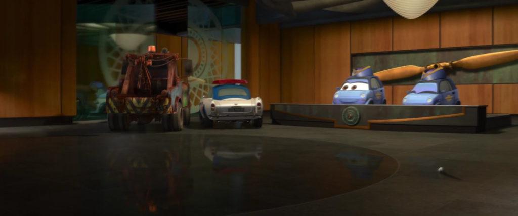 mei satsuki personnage character pixar disney cars 2