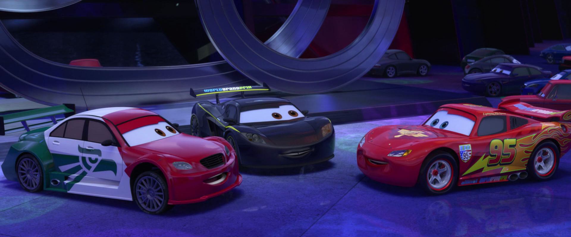 memo rojas jr personnage dans cars 2 pixar planet fr. Black Bedroom Furniture Sets. Home Design Ideas