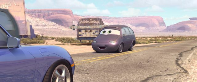 mini personnage character cars disney pixar