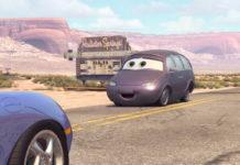mini minny personnage character pixar disney cars