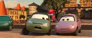 mini  personnage character pixar disney cars 2