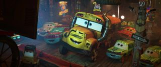 miss fritter personnage character disney pixar cars 3