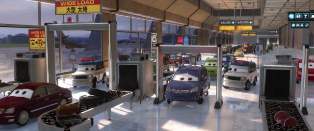 murakarmi personnage character cars disney pixar