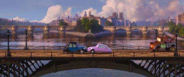 nancy personnage character cars disney pixar