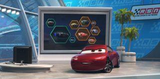 natalie certain personnage character disney pixar cars 3