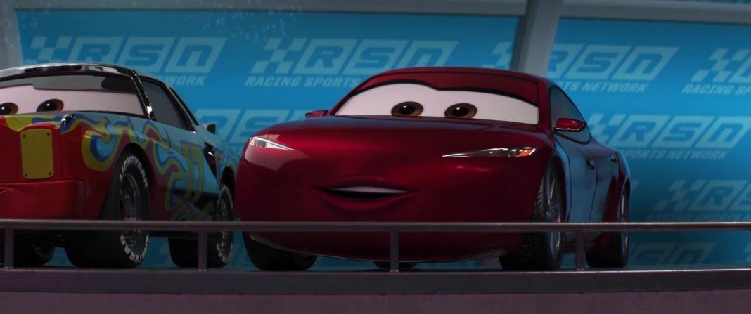natalie certain personnage dans cars 3 pixar planet fr. Black Bedroom Furniture Sets. Home Design Ideas