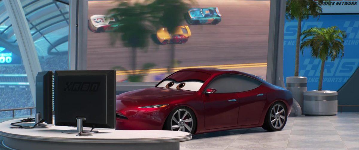 natalie certain personnage character cars disney pixar