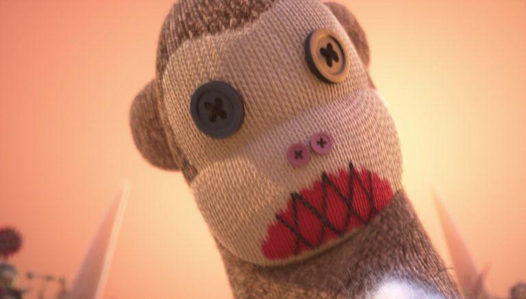 "Ouistiti, personnage dans ""Toy Story : Hors du temps""."