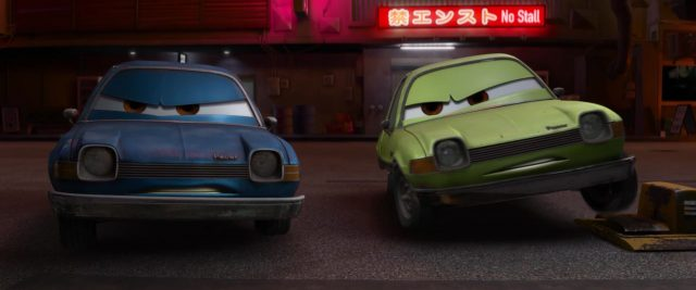 petey pacer personnage character cars disney pixar