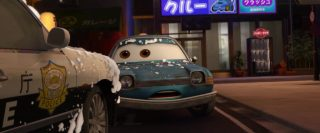 petey pacer    personnage character pixar disney cars 2