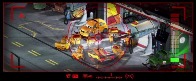 petro cartalina  personnage character cars disney pixar
