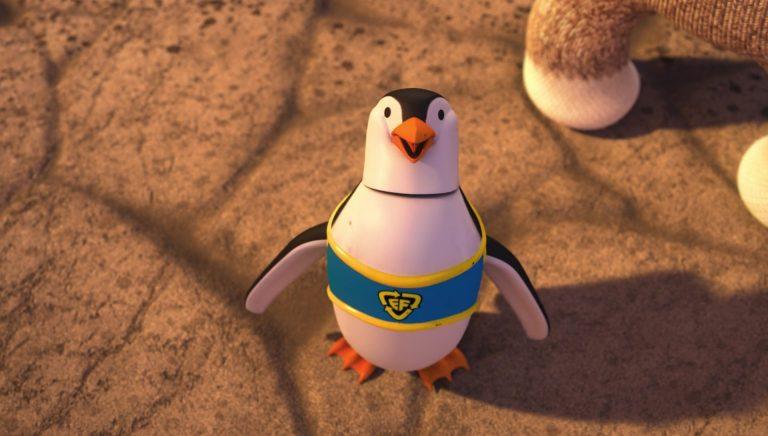 """Pingo, personnage dans """"Toy Story : Hors du temps""""."""