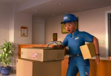 postiere personnage character pixar disney toy story angoisse motel terror