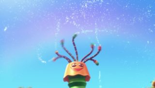 rasta     personnage character pixar disney toy story toons rex roi fête partysaurus