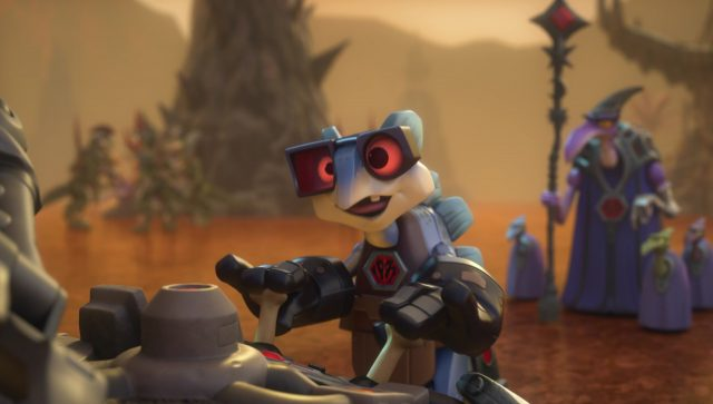 ray gon hors temps time forgot personnage character toy story disney pixar