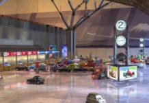 ruka personnage character pixar disney cars 2