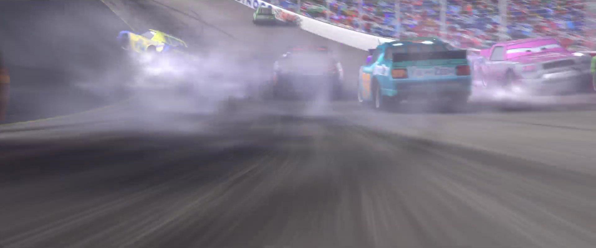 Ryan Shields Personnage Dans Cars Pixar Planet Fr