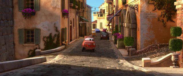 sal machiani personnage character cars disney pixar