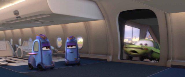 shelley shift personnage character cars disney pixar