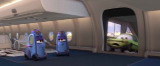 shelley shift  personnage character pixar disney cars 2