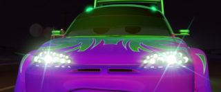 spoiler wingo  personnage character pixar disney cars
